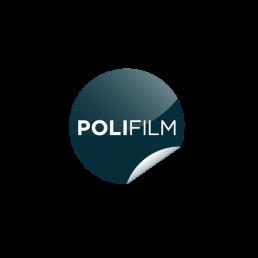 Polifilm - Logo – Referenz schalten & walten